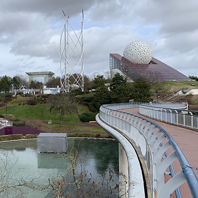 Le Futuroscope a accueilli 1,85 million de visiteurs en 2018