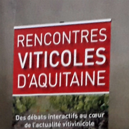 Rencontre Viticoles 2020