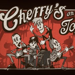 Cherry's on top